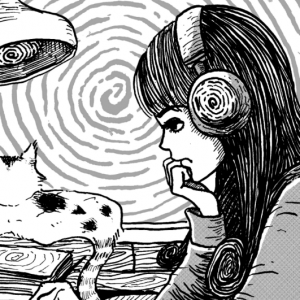 🍥 Lofi Hip Hop Beats to Become One With The Eternal Spiral To 🍥 [Junji Ito Halloween Beats by Dated]